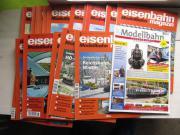 eisenbahn Modellbahn magazin,