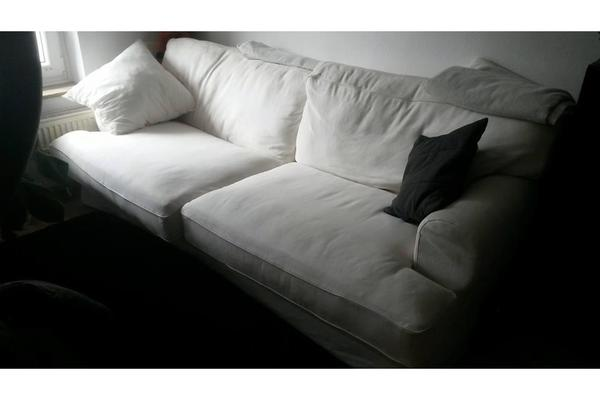 Ektorp-sofa, 4-sitzer, Waschbarer Bezug- Wie Neu!!! In Pforzheim ... Ikea Einrichtung Ektorp