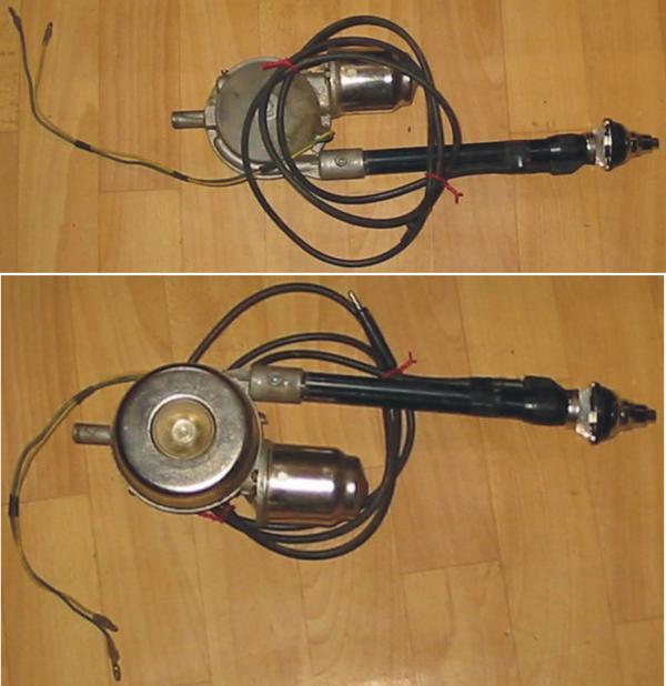 elektrische Antenne, 12 V ausfahrbar, universell einsetzbar in ...