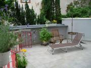 Erdgeschosswohnung Einbauküche Terrasse