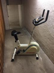 Ergometer Fitnessradl Hanseatic System 4500
