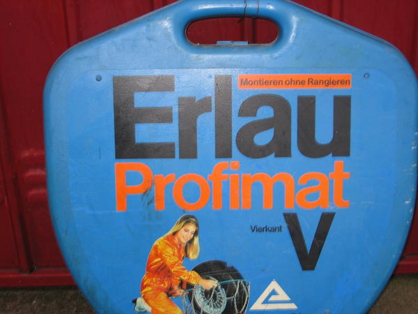 Erlau-Profimat-Schneeketten
