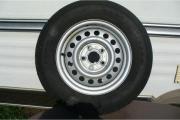 Ersatzrad - Reserverad - Stahlfelge