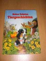 Erstlesebuch Meine liebsten Tiergeschichten