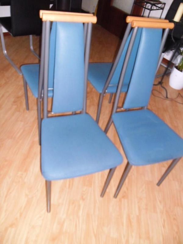 Esstisch Wohnzimmer Tisch Mit 4 Stühle Gebraucht In Landau