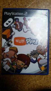 EYE Toy Play