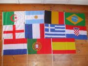 Fahne Flagge Argentinien