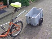 Fahrradanhänger Cargo Fahrradhänger