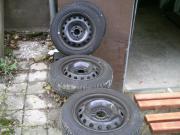 Felgen und Reifen/