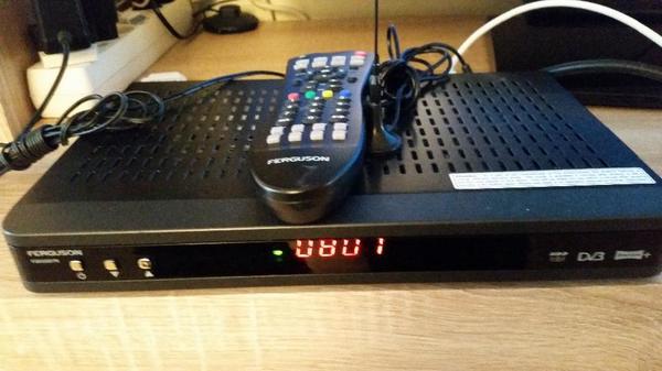FERGUSON FREEVIEW+ DIGITAL TV RECORDER - Unterschleißheim - FERGUSON FREEVIEW+ DIGITAL TV RECORDERFerguson F20320DTR Freeview+Digital TV Recorder with 320GB hard disk - Unterschleißheim