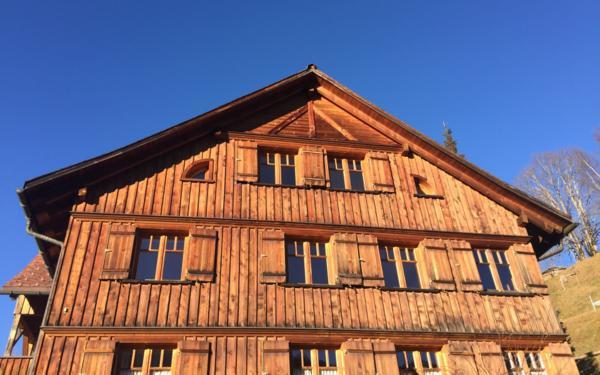 Ferienwohnung in Schiliftnähe ( » Ferienhäuser, - wohnungen