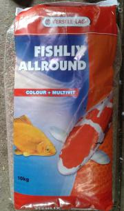 Fischfutter für alle Teichfische 10