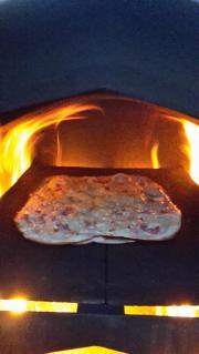 flammkuchenofen pizzaofen mwk holzbackofen vermietung in. Black Bedroom Furniture Sets. Home Design Ideas