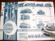 Fleischmann Eisenbahn, Packungsbeilage,