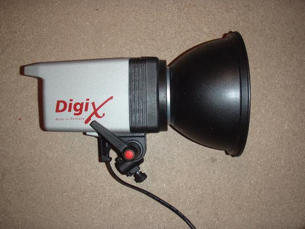 Fotostudio-Leuchten Multiblitz Digi X