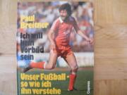 Fußballbuch Paul Breitner