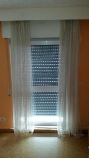Gardienen für Vorhangschiene