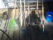 Gartengeräte günstig zu