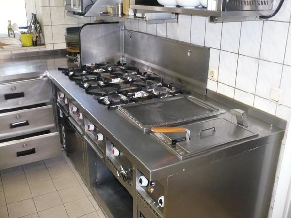 Gastronomie Küche komplett in München - Gastronomie ...