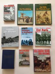 Gefechte, Invasionen und