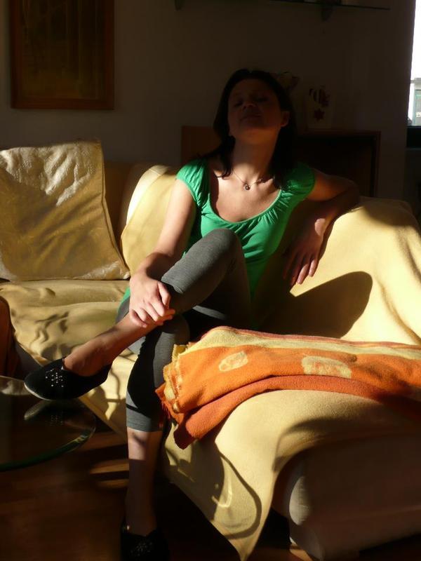 Gefühlvolle Massagen bei hübscher Masseurin in Nürnberg