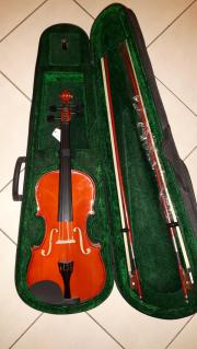 Geige mit Koffer