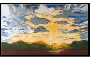 Gemälde auf Leinwand -