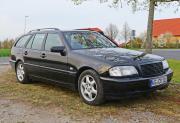 Gepflegter Mercedes C
