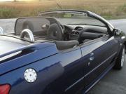 gepflegtes Caprio Peugeot 206cc Platinum