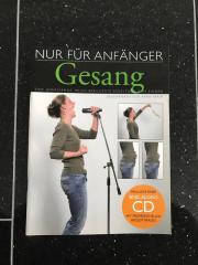 Gesangsbuch für Anfänger