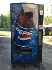 Getränkeautomat, Colaautomat - Pepsi -