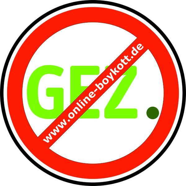 GEZ-BOYKOTT KARLSRUHE - PROBLEME MIT DEM
