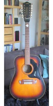 Gitarre 12-saitig