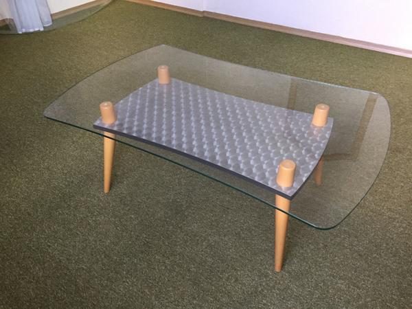 Glastisch Couch Wohnzimmer Couchtische