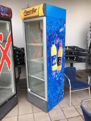 Glastürkühlschrank Caravell 402-