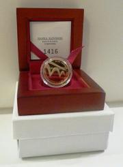 Goldmünze 100 Europäische