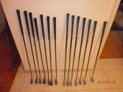 Golfschläger (Eisen+Holz)