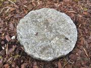 Granit Trittplatten, rund,