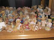 große Cherished Teddie Sammlung zu