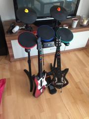 Guitar Hero Spiele,