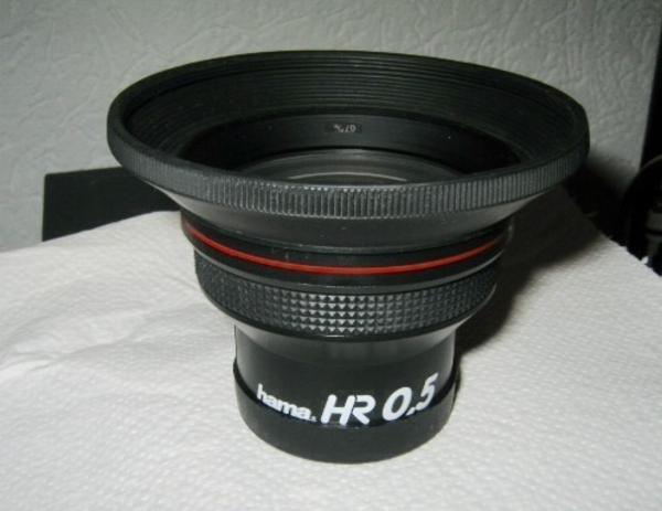 Hama Weitwinkel HR 0 5