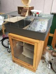 Hamster Villa wie