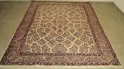 handgeknüpfter Perserteppich, Orientteppich