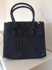 Handtasche Nachtblau (schwarz)