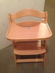 hauck hochstuhl in r hrmoos kinder baby spielzeug g nstige angebote finden. Black Bedroom Furniture Sets. Home Design Ideas
