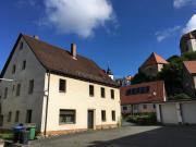 Haus in Kletter-