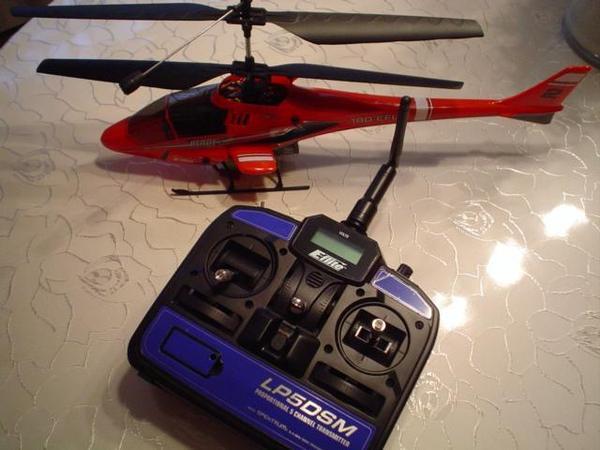 Helikopter Blade CX2 E-flite