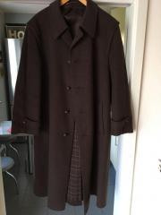 Herren-Mantel Loden-