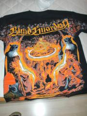 Herren T-Shirt Blind Guardian wie