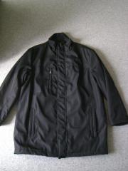 Herrenbekleidung, Jacke, schwarz,